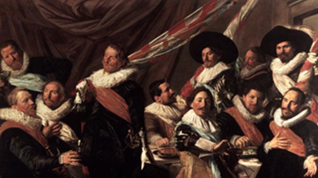 Restauratie van de Schuttersstukken van Frans Hals
